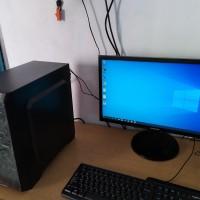 PC Rakitan AMD Athlon 200GE 3.2GHz, Ryzen 5 2400G