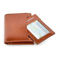 Dompet Pria Kulit Asli 2 in 1 Wallet With Cardholder DM05