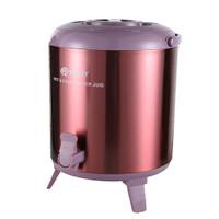 Termos dispenser panas dingin Water Jug Stainles 9.5ltr Ruby