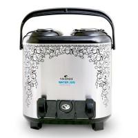 Termos dispenser panas dingin Water Jug Stainless 15ltr Vicenza 1502