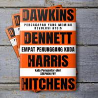 Empat Penunggang Kuda - Dawkins, Dennett, Sam Harris, Hitchens