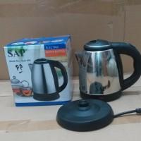 teko pemanas air SAP / ketle listrik