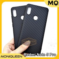 Xiaomi Redmi Note 5 Pro Luxury CARBON FIBER SoftCase Soft Case Casing