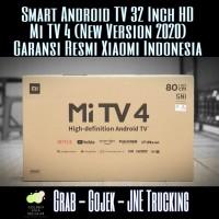 Xiaomi Mi TV 4A 32 Inch HD Garansi Resmi