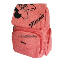 Tas Disney Original Shanghai Mickey Minnie Diaper Bag Ransel Bayi Kado