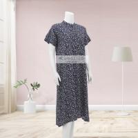 Lunaci Space Leopard Home Dress