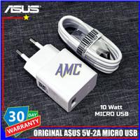 Charger Asus Zenfone Max Plus Zenfone 5Q ORIGINAL 100% Micro USB 5V-2A