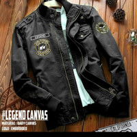Jaket legend canva