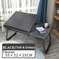 Meja Lipat Laptop /Meja laptop lipat/Oxy Folding Table KLS-808