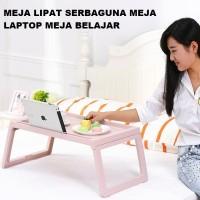 Meja Lipat Belajar Laptop Serbaguna/Meja Laptop/ Meja Plastik KLS-5200