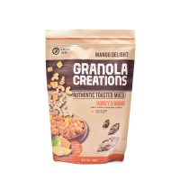 Hundred Seeds Honey & Mango Granola Creations Hundred Seeds 400 g