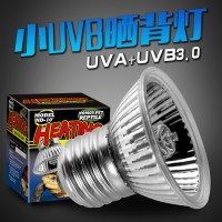 Lampu UVA UVB 25 W Nomoy pet garansi Full spektrum matahari