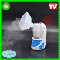 Alat Bantu Terapi Gangguan Pernafasan Ultrasonic Inhale Nebulizer