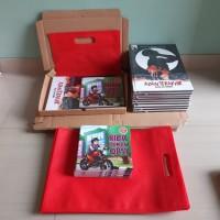 Komik BILAL Bin RABAH Azan / Adzan Terakhir - Buku Islam i Anak Muslim