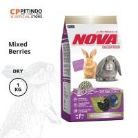 CPPETINDO Nova Mix Berries Rabbit Food - 1kg