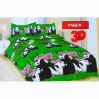 sprei bonita motif panda ukuran 180 cm No. 1