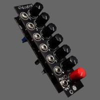 Inkglo Modular Audio Synthesizer 6IXMXM 6 Ch Mono Mixer