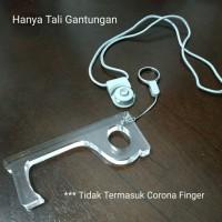 Tali Gantungan Cofing (Corona Finger) Flash Disk dan Aksesoris Lainnya