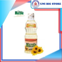 Mazola Sunflower Oil 450ml | Minyak Bunga Matahari