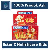 Holisticare Ester C Kids 1 Botol isi 30 Tablet