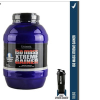 SUSU SUPLEMEN MASS ULTIMATE NUTRITION ISO MASS XTREME GAINER 10.11LBS