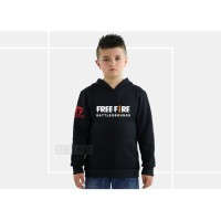 HOODIE FREEFIRE ANAK JAKET SWEATER ANAK FREE FIRE SWITER