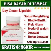 Krim Siang/Day Krim Liyoskin 100% Original BPOM Cream Pemutih Wajah