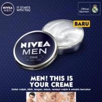 Nivea Men Creme Moisturizer - 30/75 Ml