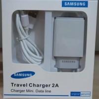 Travel charger samsung mini ori 99% 2.A REAL kwalitas baguss