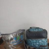 Cooler Bag Natural Mom Tas Asi Bonus Botol Asi Big Sale!!!