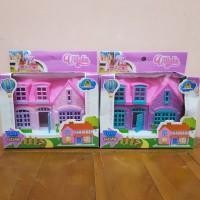 Mainan Rumah Villaku - Mainan Rumah rumahan Villaku