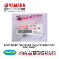BAUT COVER PELINDUNG KNALPOT/BOLT (14D1) 90111-06807