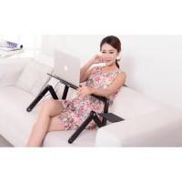 Adjustable Laptop Table|Meja Laptop Portable