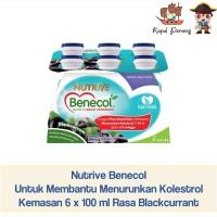 Nutrive Benecol No Added Sucrose Blackcurrant