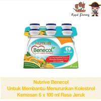 Nutrive Benecol No Added Sucrose Orange