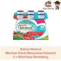 Nutrive Benecol No Added Sucrose Strawberry