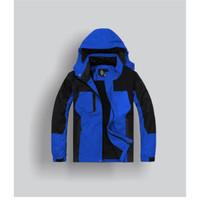 jaket gunung waterproof Adventur Bisa pilih Logo Favorit 2
