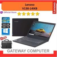 Laptop Lenovo V130 14iKB | Intel Core i3 7020 RAM 4GB 1TB Win10 14HD