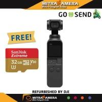 DJI Osmo Pocket Refurbished Unit
