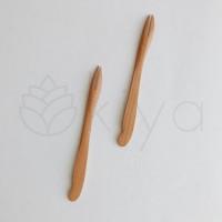 WAKE | garpu kayu / garpu unik / garpu cake