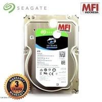 "SEAGATE SKYHAWK HDD 3.5"" 6TB / HARD DISK INTERNAL CCTV GARANSI RESMI"