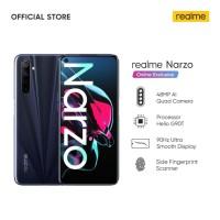Realme Narzo 4/128 RAM 4GB ROM 128GB GARANSI RESMI REALME