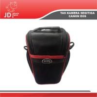 Jakarta Digital TAS KAMERA SEGITIGA CANON EOS + TALI 1300D, 750D, 80D