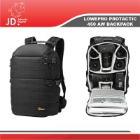 LOWEPRO PROTACTIC 450 AW Backpack BLACK FOR DSLR-LAPTOP DLL
