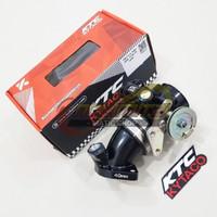 Throttle Body Pipa Gas Hawa Udara KTC Kytaco Racing 40mm Yamaha XMAX