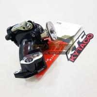 Throttle Body Pipa Hawa Udara KTC Kytaco Racing 30mm Aerox 155 Lexi