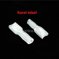Karet Sarung Pelindung Insulator Kondom Skun Gepeng Cewe