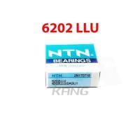 Laher Ball Bearing 6202 LLU 2RS DD NTN Motor Mobil Mesin