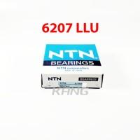 Laher Ball Bearing 6207 LLU 2RS DD NTN Motor Mobil Mesin