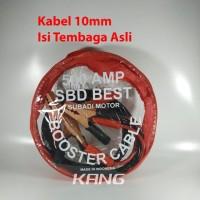 Kabel Jumper Accu Aki Mobil Genset Booster Cable Subadi 500 Amp
